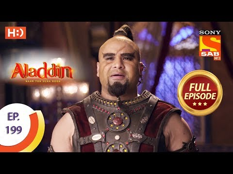 Aladdin - Ep 199 - Full Episode - 21st May, 2019