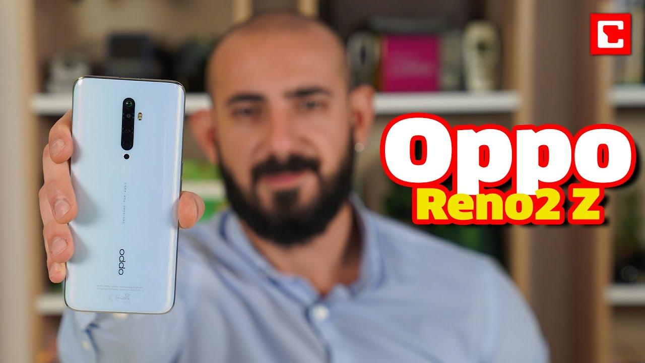 OPPO Reno2 Z | 48MP Quadcam Kutu Açılı ve İnceleme - Reno2 Serisinin En Yeni Modeli