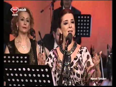 """Rumeli Türküleri"" Radyo Konseri - TRT İstanbul Radyosu"