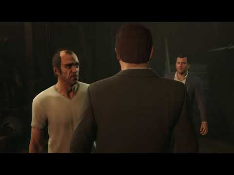 Grand Theft Auto V STEAL a big wepon from THE Army