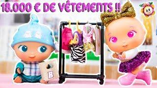 😂BELLIES: On fait les courses pour mes bébés: robes, chaussures, accessoires! ON DÉPENSE 18000 €!