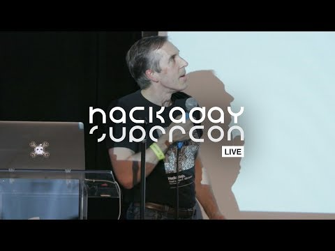Hackaday Supercon - Ken Shirriff : Studying Silicon: Reverse Engineering Integrated Circuits