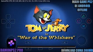Cara Download Game Tom And Jerry In The War Of Whiskers Di Android