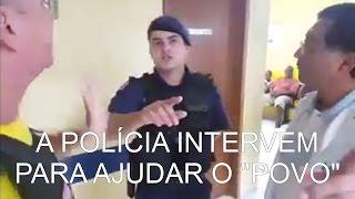 VEREADOR FISCALIZA UPA E QUASE É PRESO PELA GUARDA MUNICIPAL !!