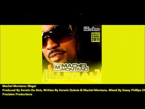 "Machel Montano - Illegal ""2011 Soca Music"""