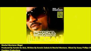 "Machel Montano - Illegal ""2011 Soca"" (Official Audio)"