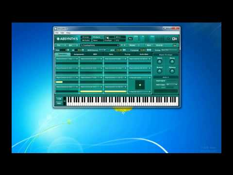 Native Instruments 501: Absynth 5 - 2. Quick Tour 1