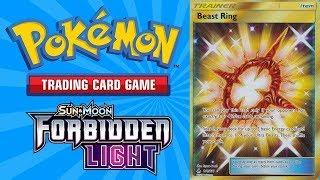 Pokemon Hunt Giveaway: Forbidden Light Beast Ring Secret Rare!