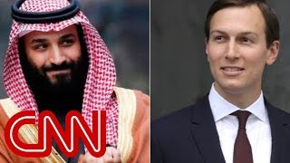 Report: Saudi prince said Kushner is \'in his pocket\'