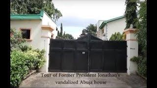 Inside Jonathan's apartment stripped bare by burglars (video)