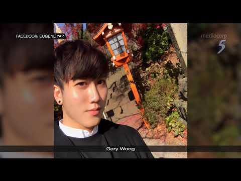 Mediacorp Channel 5 News Tonight - 5 Men Killed In Car Crash At Tanjong Pagar (13 Feb 2021)
