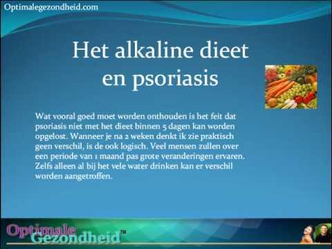 psoriasis dieet