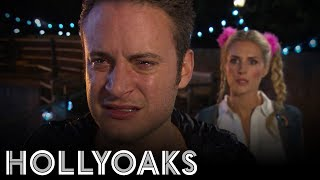 Hollyoaks: Luke Faces His Demons