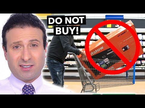 10 Things NOT to Buy on Black Friday 2020!