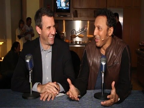 Aasif Mandvi joins EWC to talk Million Dollar Arm