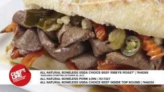 Chef's Line All-natural, Boneless Meats
