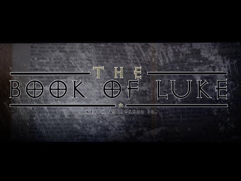 The Book of Luke – GBNSP876 - Introduction to the book of Luke