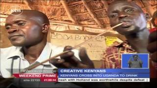 KTN Weekend Prime Full Bulletin November 14Th, 2015