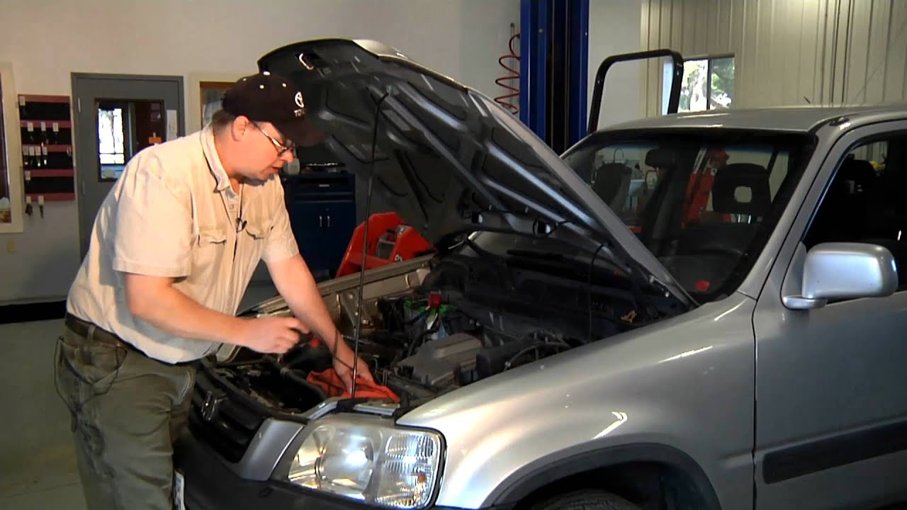 How To Remove Oil From A Spark Plug Well Car Repair Tips