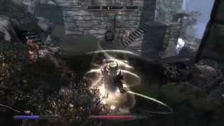 Artificial Intelligence: Skyrim - The Elder Scrolls V, Teaser 01