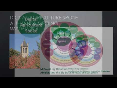 Digital Agriculture Spoke All-Hands Meeting - Day 1 of 2