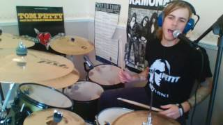 Tom Petty Echo drums & vocals cover