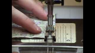 31) Pieds-de-biche BERNINA - Pied pour patchwork n°37