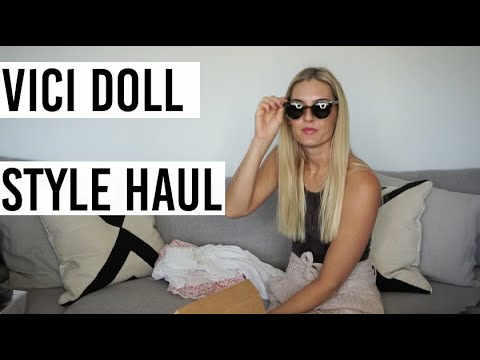 VICI Try On Fashion Haul | Mom Style