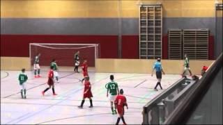 1. Donauschwaben Hallen Cup für U 14 Mannschaften des SV Viktoria Marchtrenk Finale 2013