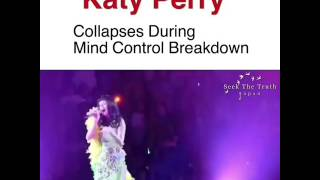 Katy Perry snaps in mind control