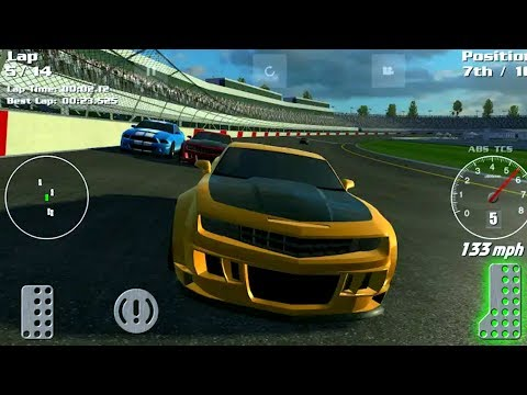 Thunderdome GT  Android Gameplay by WheelSpin Studios