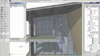ArchiCAD Modeling & Artlantis Rendering