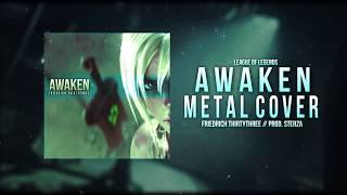 Friedrich - Awaken (League Of Legends) Metal Cover