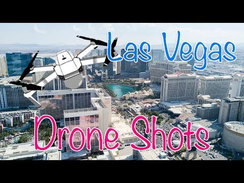 4K - Las Vegas & Los Angeles - Drone Compilation