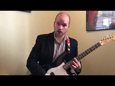 The Alien Lick- Guitar Lesson