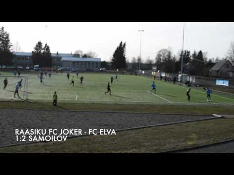 Fc Elva Raasiku Fc Joker 1 1