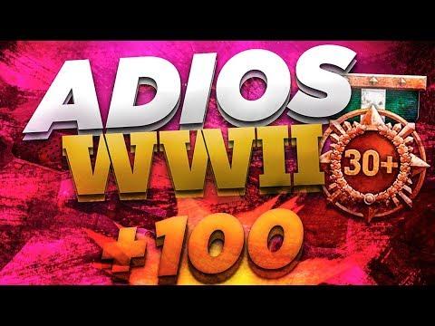 +100 BAJAS CON RACHA DE +50 PARA DESPEDIR CALL OF DUTY: WW2 thumbnail