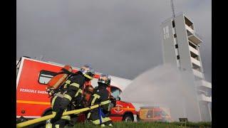 Le Service Départemental d'Incendie et de Secours du Finistère - SDIS 29