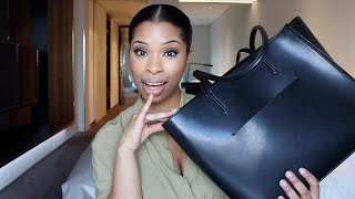 What's in my Bag + Outfit (Day to Night) | LFW Edition Thumbnail