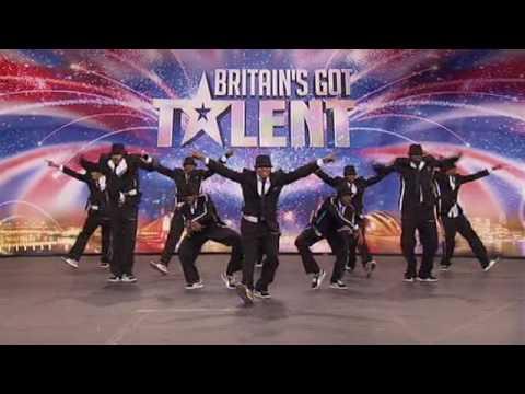 Flawless - Britain's Got Talent 2009 Week 1