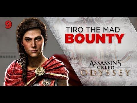 Assassins Creed Odyssey BOUNTY   Tiro The Mad Bounty [9] 1