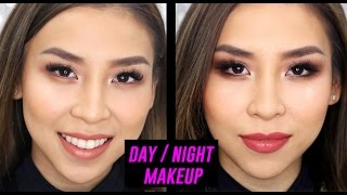 Easy Day to Night Makeup Tutorial | Tina Yong