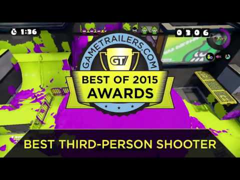 Best Of 2015 Awards - Best Third-Person Shooter