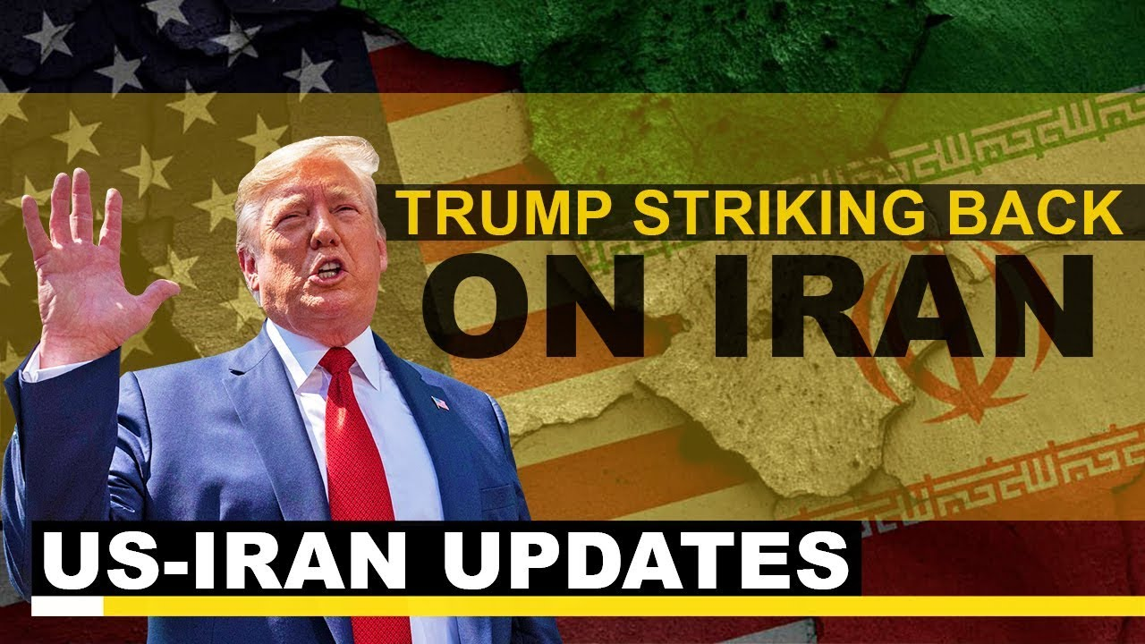 US-IRAN tensions all latest updates: How Trump decided that not striking back was his best option