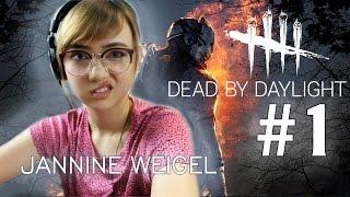 DEAD BY DAYLIGHT #1 - Jannine Weigel (พลอยชมพู) [SPEAKING THAI]