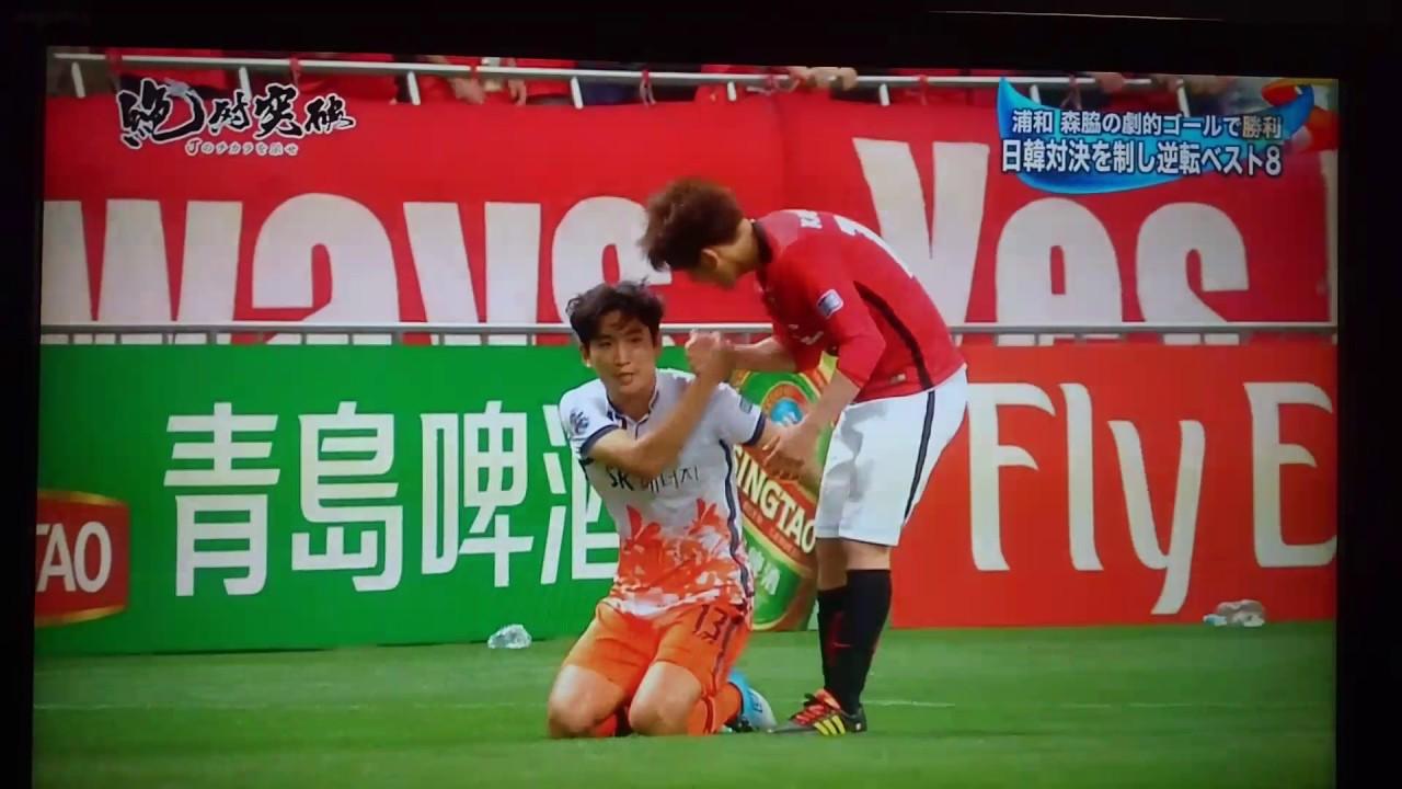 Download ACL 浦和 vs 済州  乱闘(Urawa Red Diamonds (JPN) vs Jeju United FC (KOR))