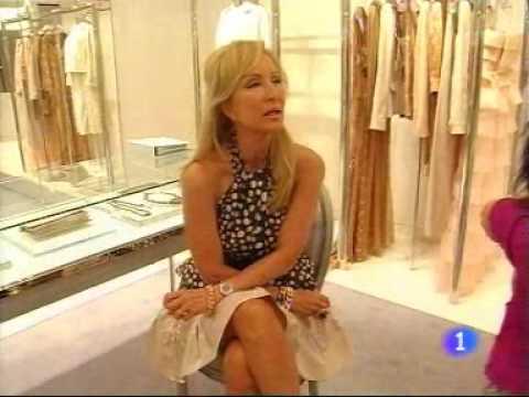 Carmen Lomana en '¿Los ricos también lloran?' - Comando Actualidad