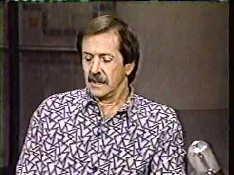 SONNY BONO on David Letterman 1980's  late night