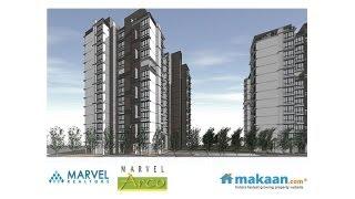 Marvel Arco, Hadaspar, Magarpatta, Pune, Residential Apartments