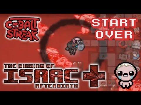 Afterbirth+ Eden Streaks: 7-0 - Starting Over - Cobalt Streak